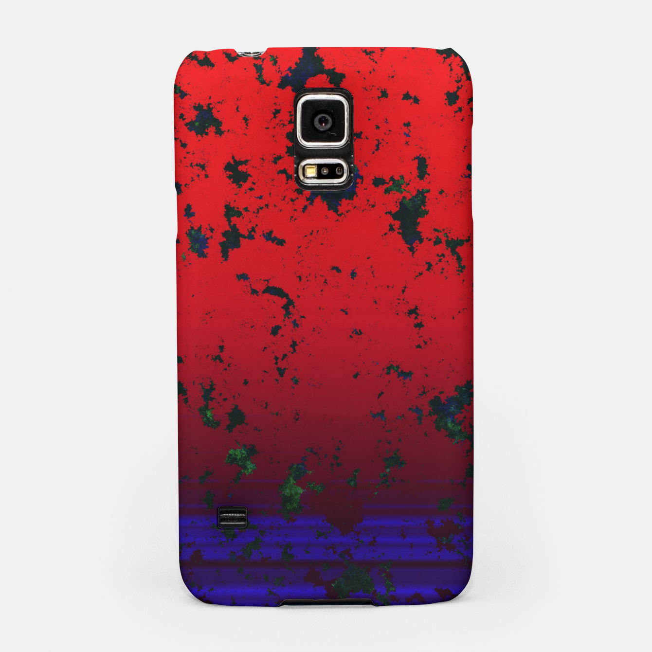 Image of Artificial horizon Samsung Case - Live Heroes