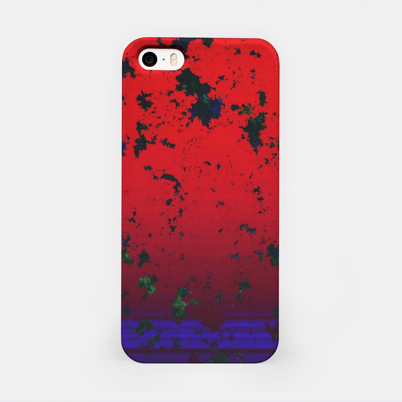 Image of Artificial horizon iPhone Case - Live Heroes