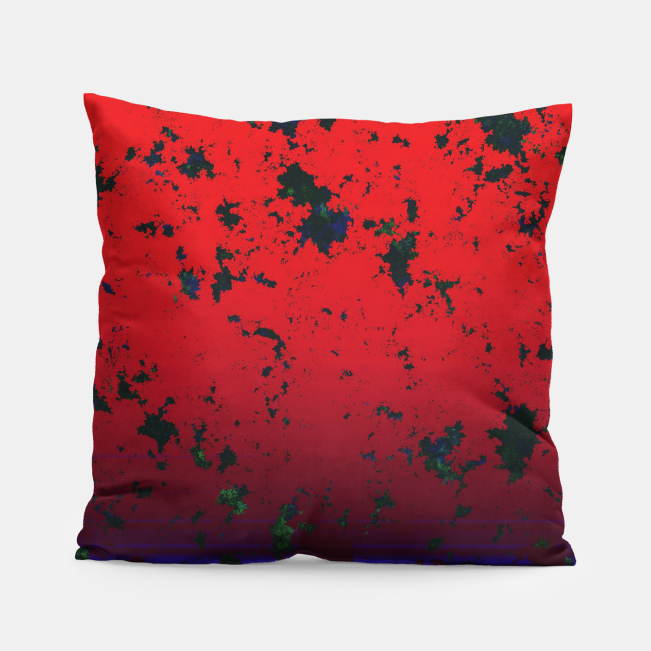 Image of Artificial horizon Pillow - Live Heroes