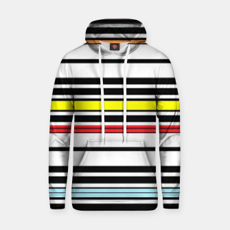 Thumbnail image of Colorful stripes lines Hoodie, Live Heroes