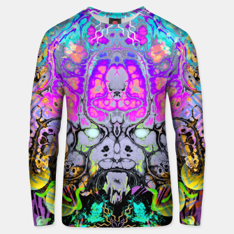 Thumbnail image of Pastel Acid Visions 1 Unisex sweater, Live Heroes