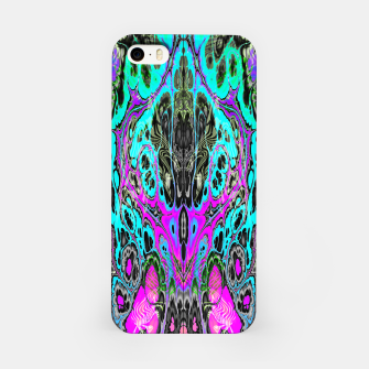 Thumbnail image of Pastel Acid Visions 5 iPhone Case, Live Heroes