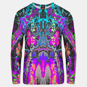 Thumbnail image of Pastel Acid Visions 6 Unisex sweater, Live Heroes