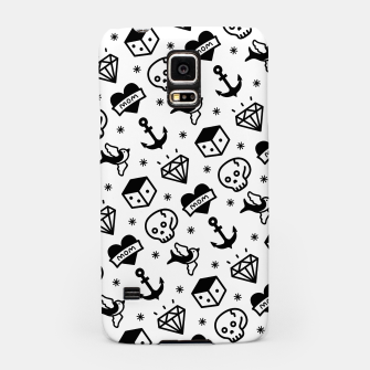Thumbnail image of Old School Tattoo  Samsung Case, Live Heroes