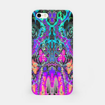 Thumbnail image of Pastel Acid Visions 6 iPhone Case, Live Heroes