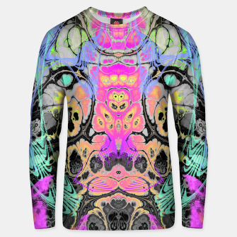 Thumbnail image of Pastel Acid Visions s 7 Unisex sweater, Live Heroes