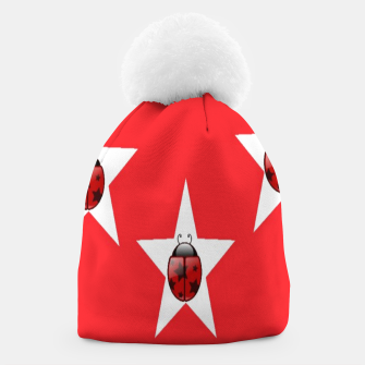 Thumbnail image of Ladybugs in stars Beanie, Live Heroes
