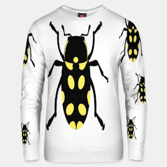 Thumbnail image of Beetles spots Unisex sweater, Live Heroes