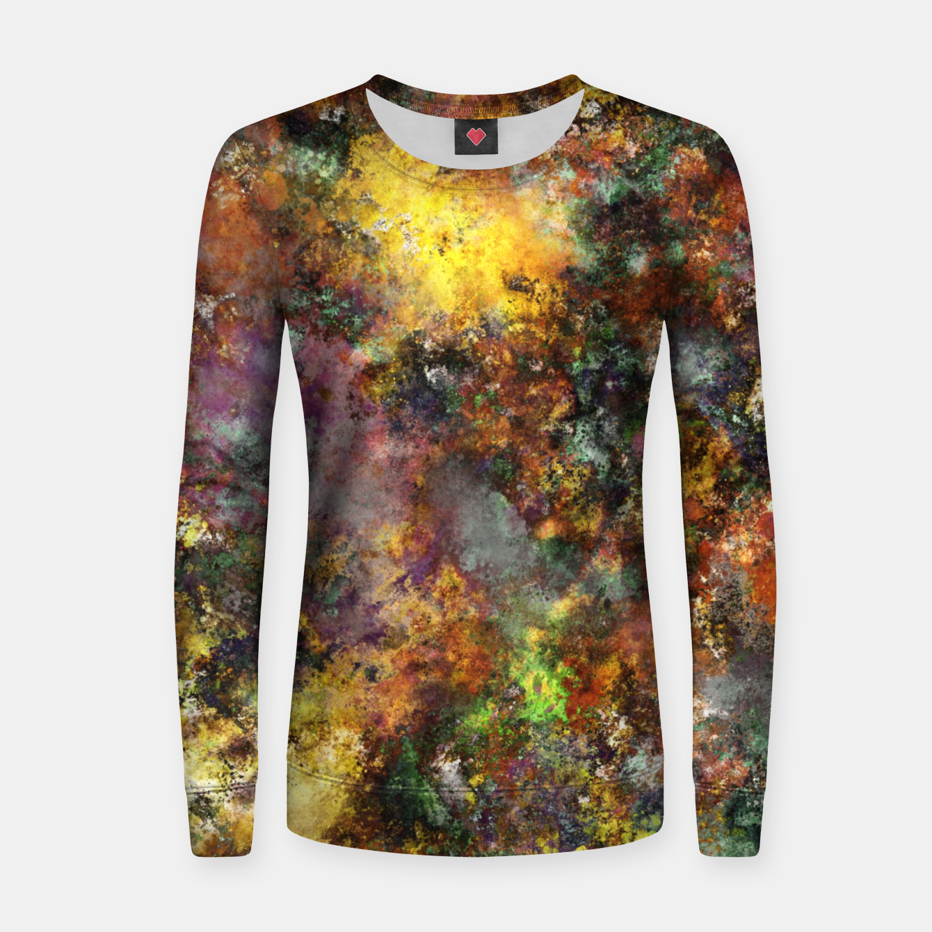 Image of Above ground Women sweater - Live Heroes