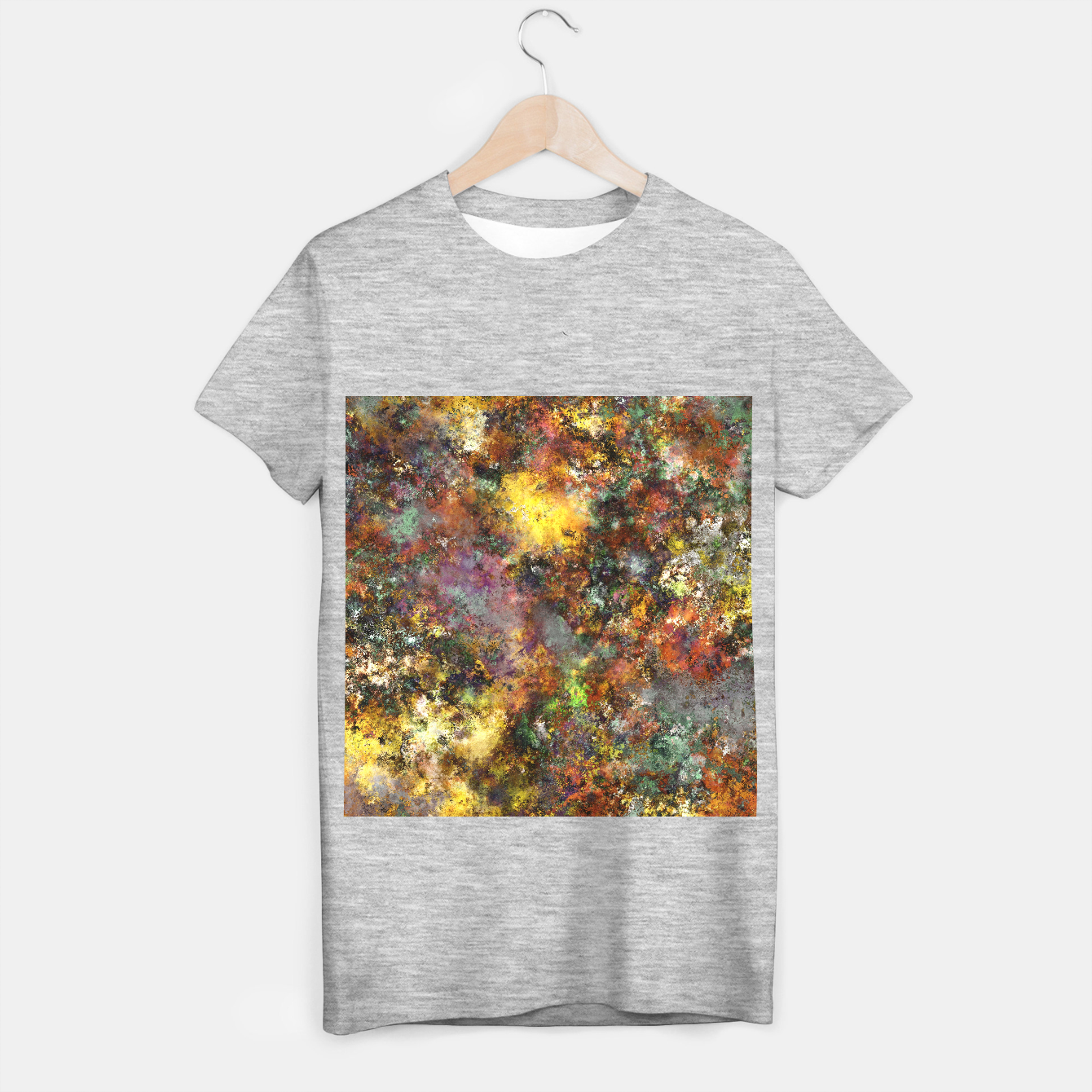 Image of Above ground T-shirt regular - Live Heroes