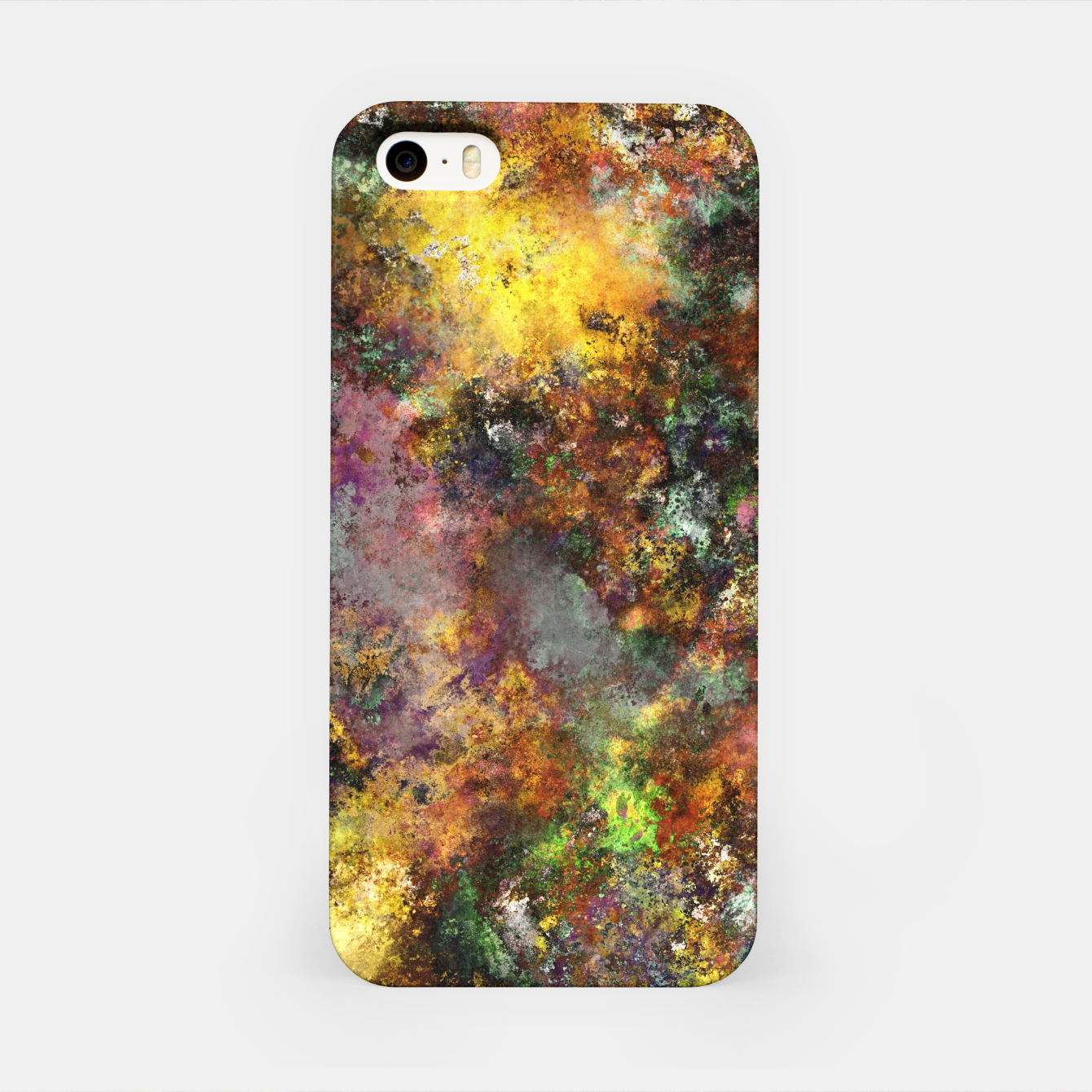 Image of Above ground iPhone Case - Live Heroes