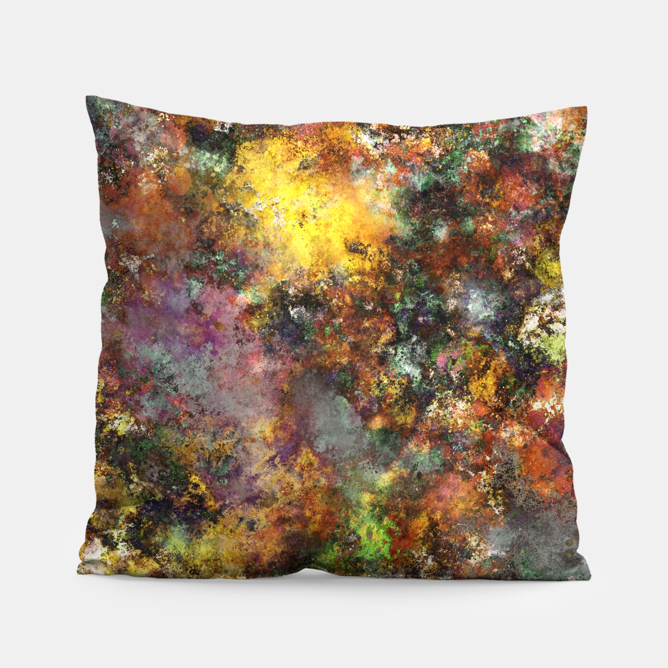 Image of Above ground Pillow - Live Heroes