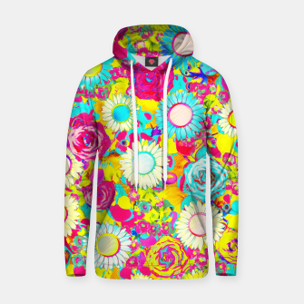 Thumbnail image of Colored Garden Hoodie, Live Heroes