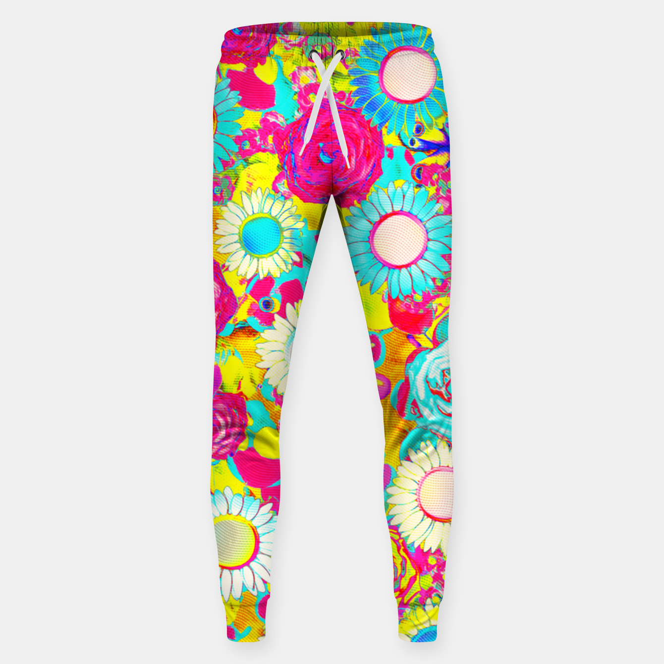 Image of Colored Garden Sweatpants - Live Heroes