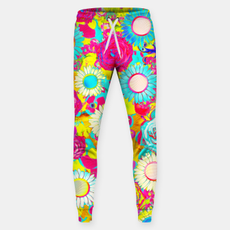Thumbnail image of Colored Garden Sweatpants, Live Heroes