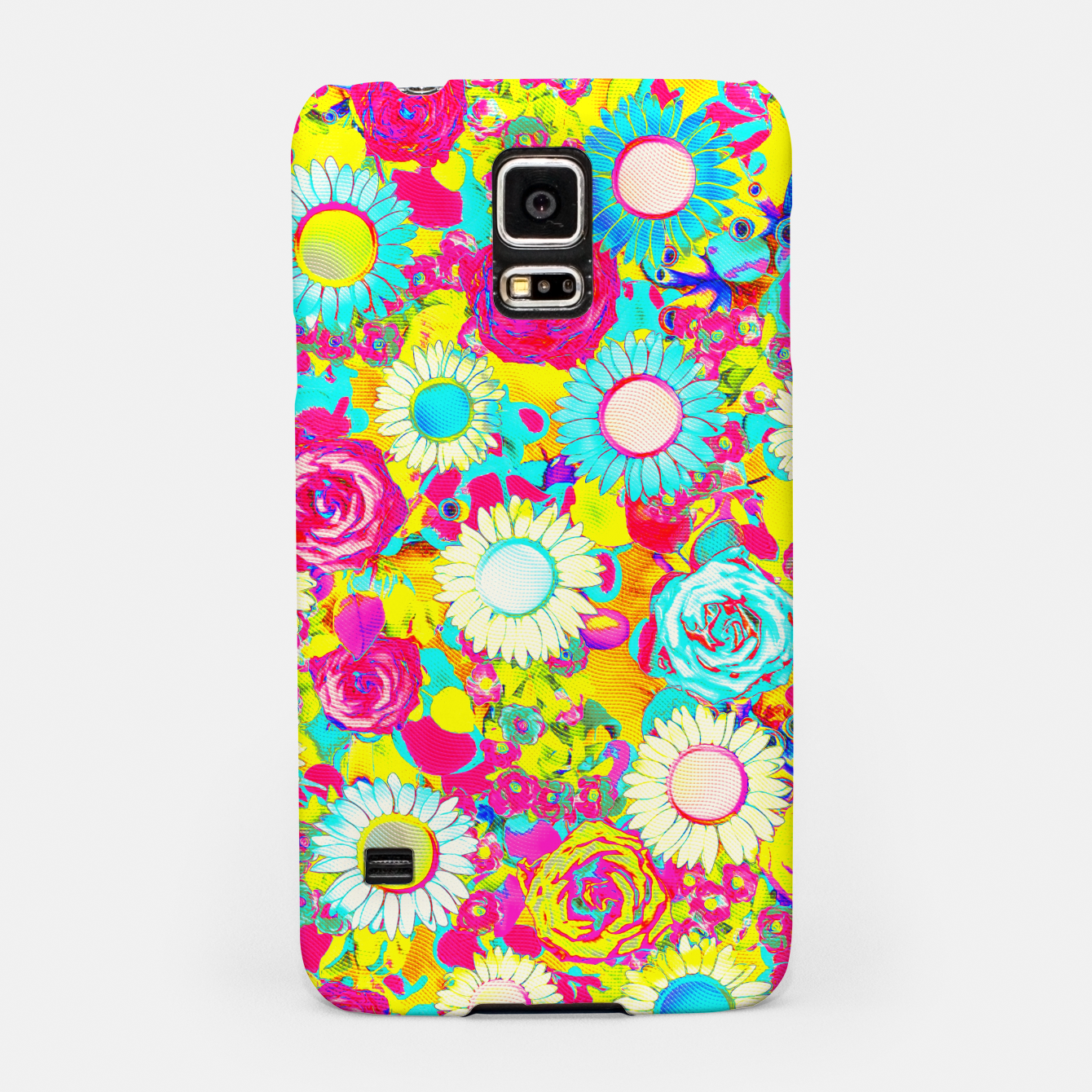 Image of Colored Garden Samsung Case - Live Heroes