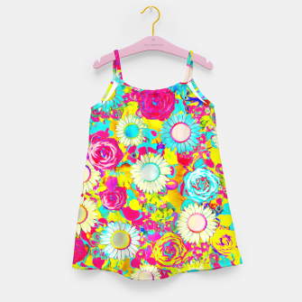 Thumbnail image of Colored Garden Girl's dress, Live Heroes