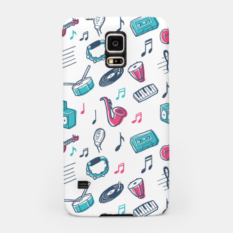 Thumbnail image of Music Samsung Case, Live Heroes