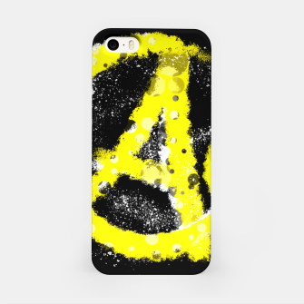 Anarchy yellow iPhone-Hülle thumbnail image