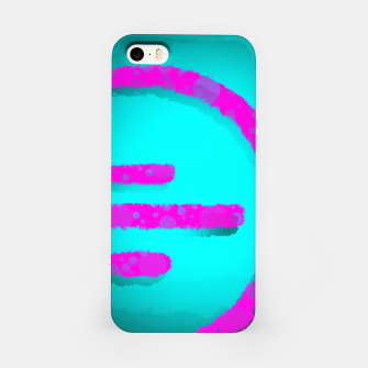 Thumbnail image of pink circle iPhone-Hülle, Live Heroes