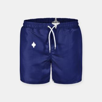 Thumbnail image of Space background print Swim Shorts, Live Heroes