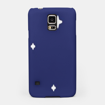 Thumbnail image of Space background print Samsung Case, Live Heroes