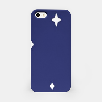 Thumbnail image of Space background print iPhone Case, Live Heroes