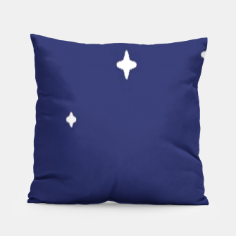 Thumbnail image of Space background print Pillow, Live Heroes