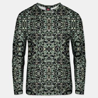 Thumbnail image of Chic Camo Abstract Print Unisex sweater, Live Heroes