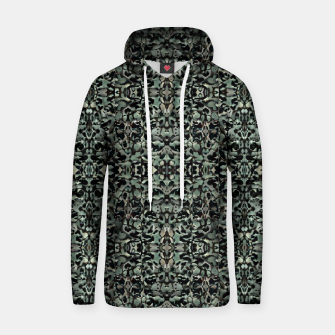Thumbnail image of Chic Camo Abstract Print Hoodie, Live Heroes