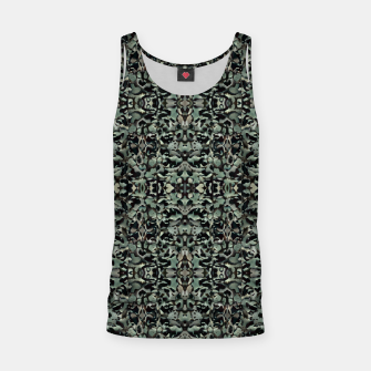 Thumbnail image of Chic Camo Abstract Print Tank Top, Live Heroes
