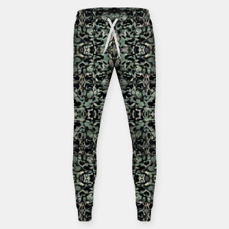 Thumbnail image of Chic Camo Abstract Print Sweatpants, Live Heroes