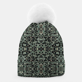 Thumbnail image of Chic Camo Abstract Print Beanie, Live Heroes