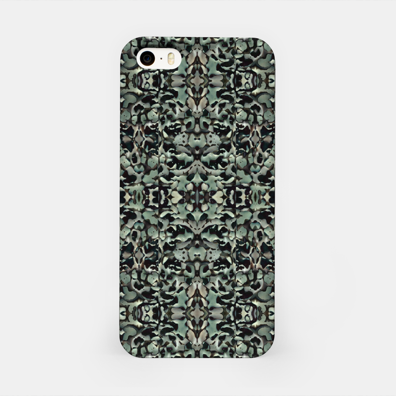 Image of Chic Camo Abstract Print iPhone Case - Live Heroes
