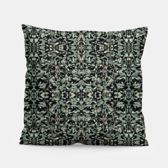 Thumbnail image of Chic Camo Abstract Print Pillow, Live Heroes