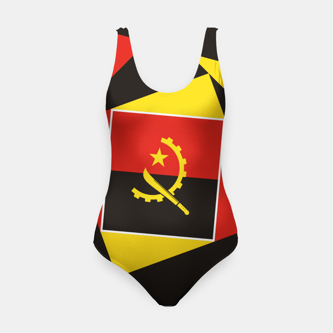 Image of ANGOLA Swimsuit - Live Heroes