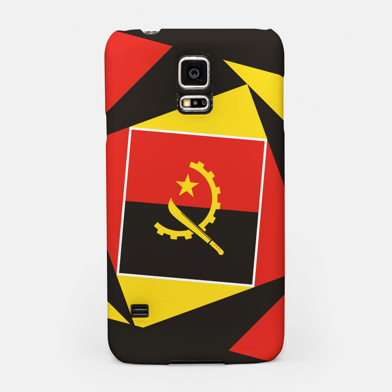Image of ANGOLA Samsung Case - Live Heroes