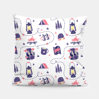 Thumbnail image of Camping Pillow, Live Heroes