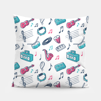Thumbnail image of Music Pillow, Live Heroes