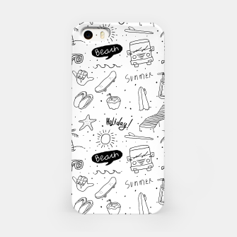 Thumbnail image of Summer iPhone Case, Live Heroes