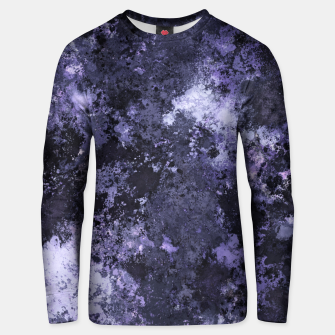 Ahead of the darkness Unisex sweater thumbnail image