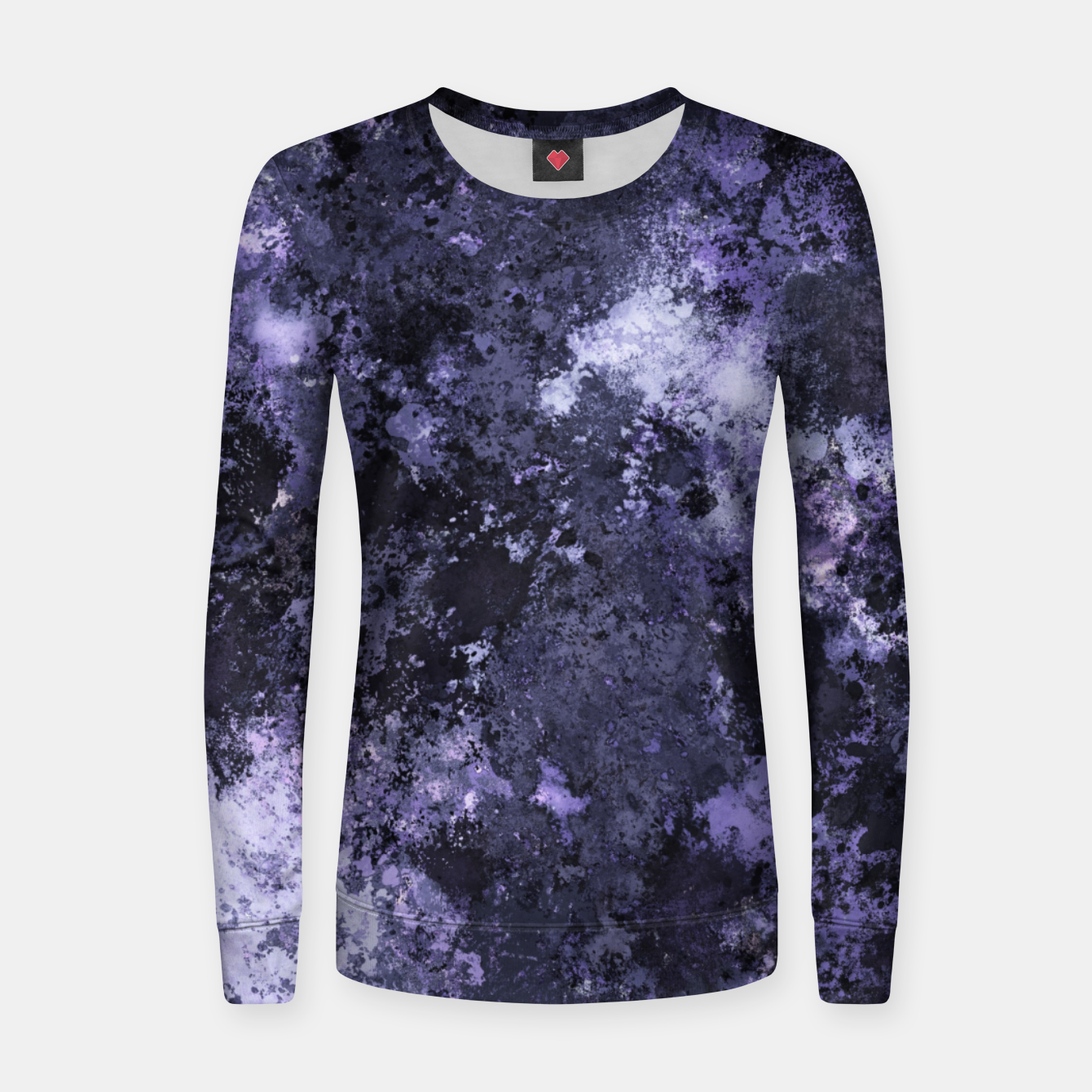 Image of Ahead of the darkness Women sweater - Live Heroes