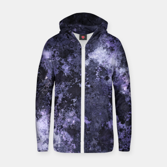 Ahead of the darkness Zip up hoodie thumbnail image