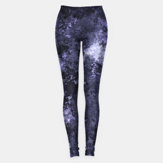 Thumbnail image of Ahead of the darkness Leggings, Live Heroes