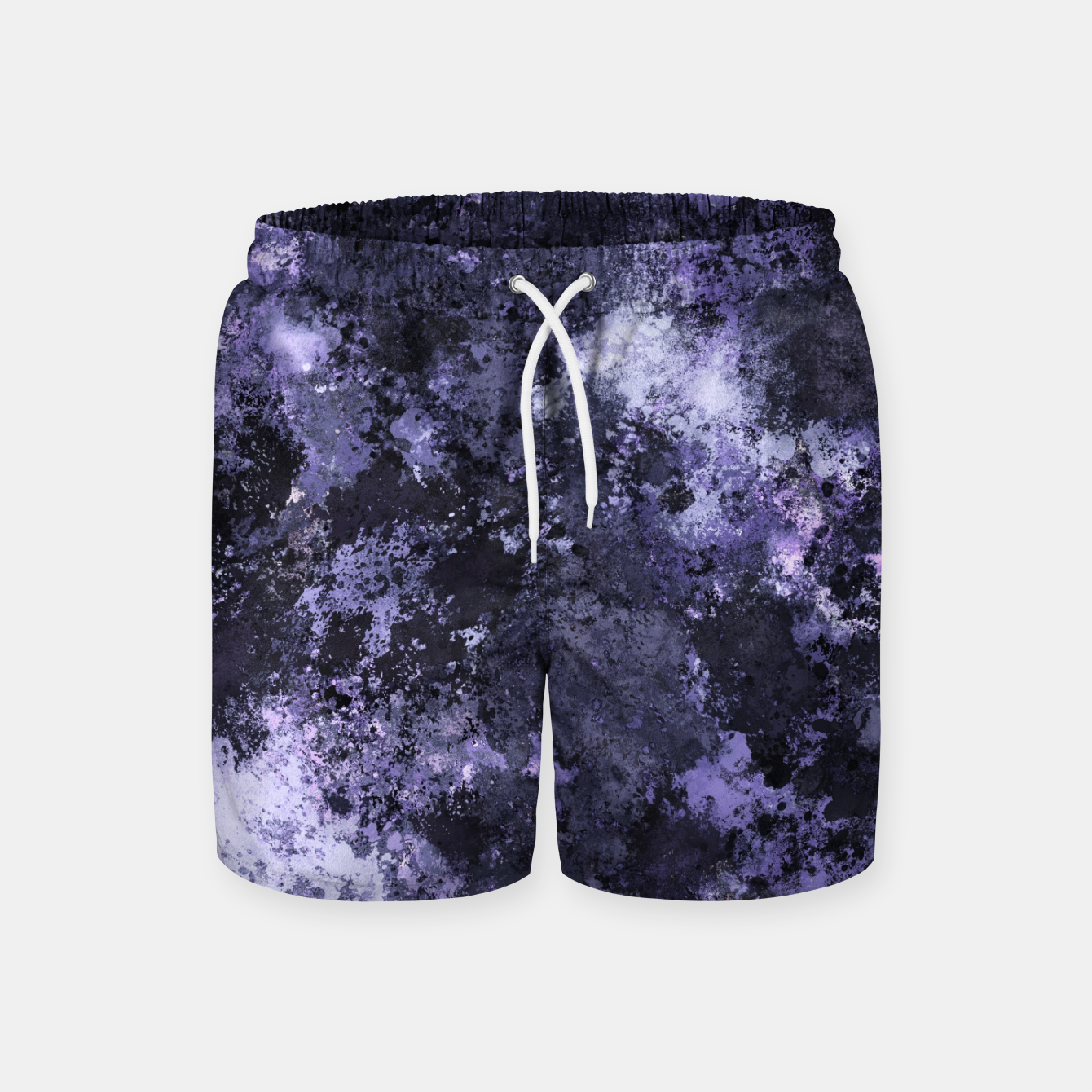 Image of Ahead of the darkness Swim Shorts - Live Heroes