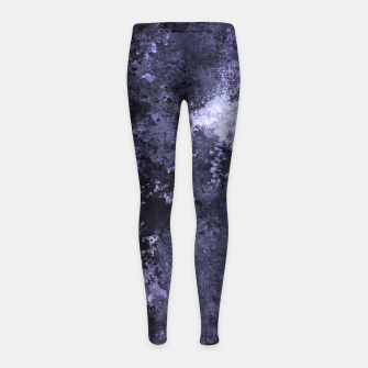Ahead of the darkness Girl's leggings thumbnail image