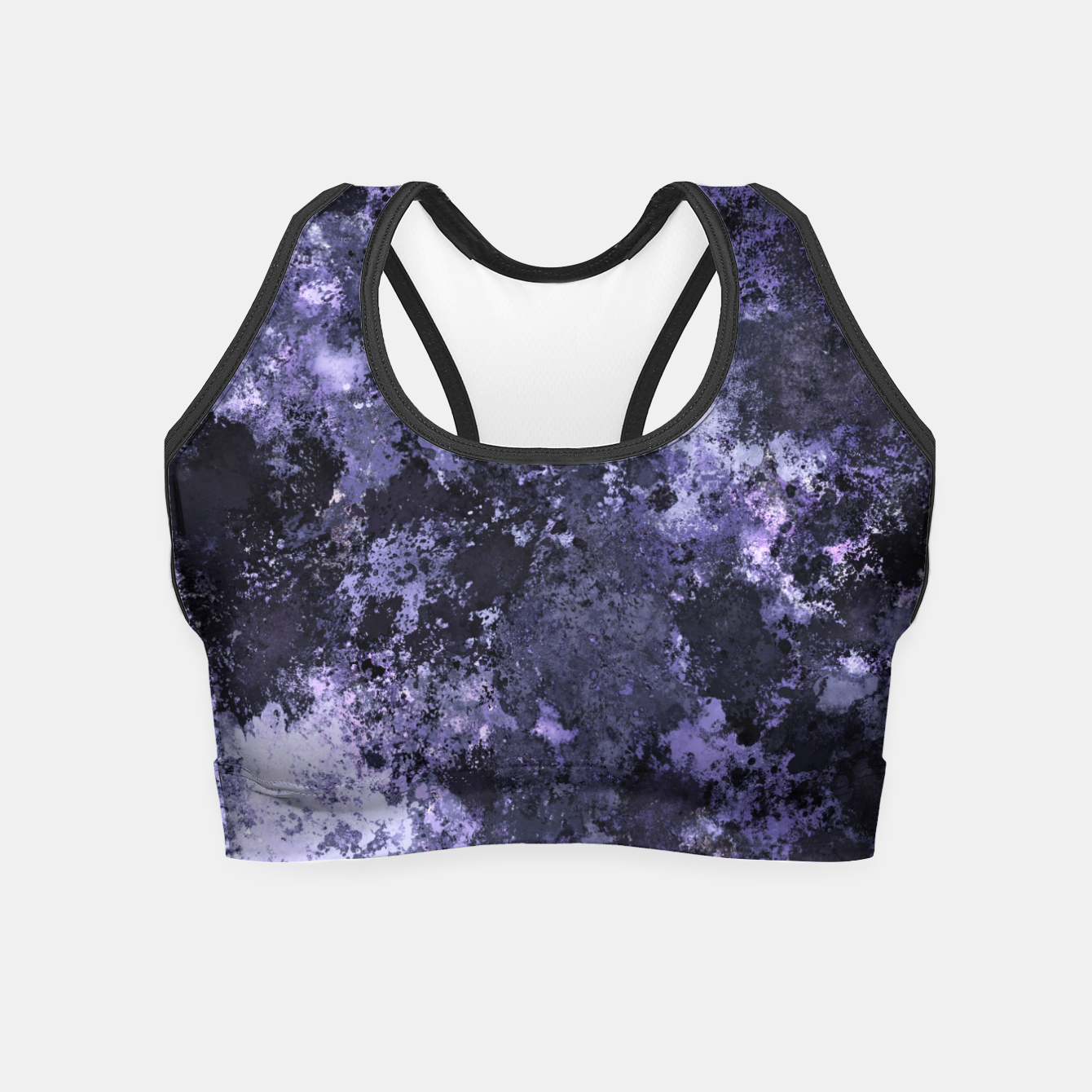 Image of Ahead of the darkness Crop Top - Live Heroes
