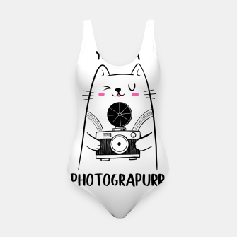 Yes, i'm a Photograpurr (for Light Color) Swimsuit thumbnail image