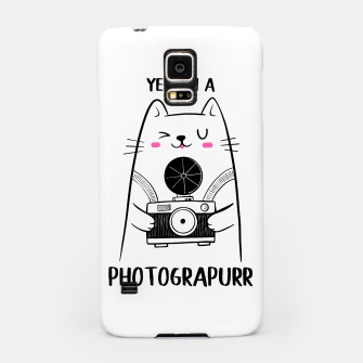 Yes, i'm a Photograpurr (for Light Color) Samsung Case thumbnail image