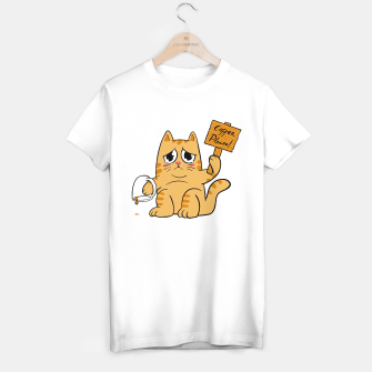 Thumbnail image of Coffee Please T-shirt regular, Live Heroes